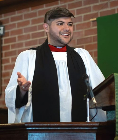 The Rev. Caleb Tabor