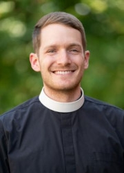 ​The Diocese Welcomes the Rev. Connor Gwin to Christ Church, Charlotte