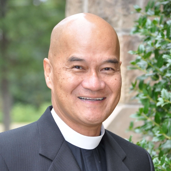 ​The Diocese Gives Thanks for the Ministry of the Rev. Elenito Santos