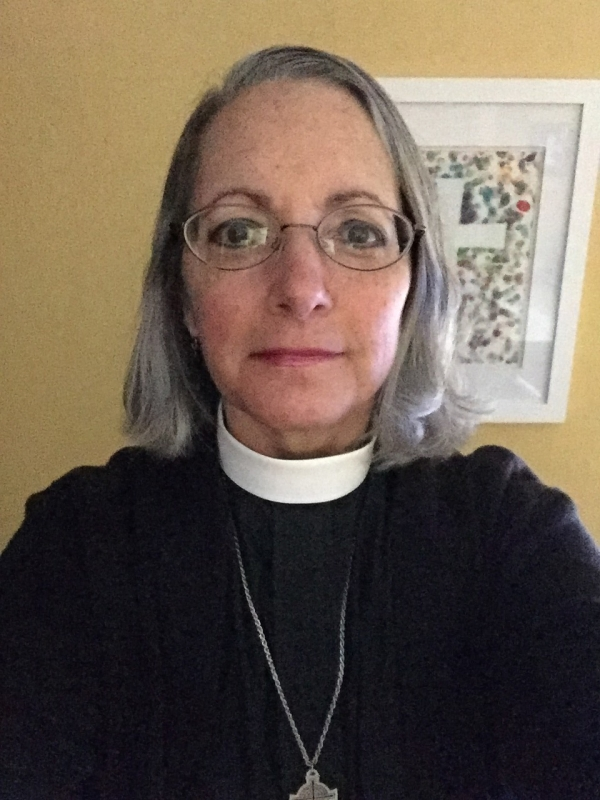 The Diocese Gives Thanks for the Ministry of the Rev. Julie Murdoch