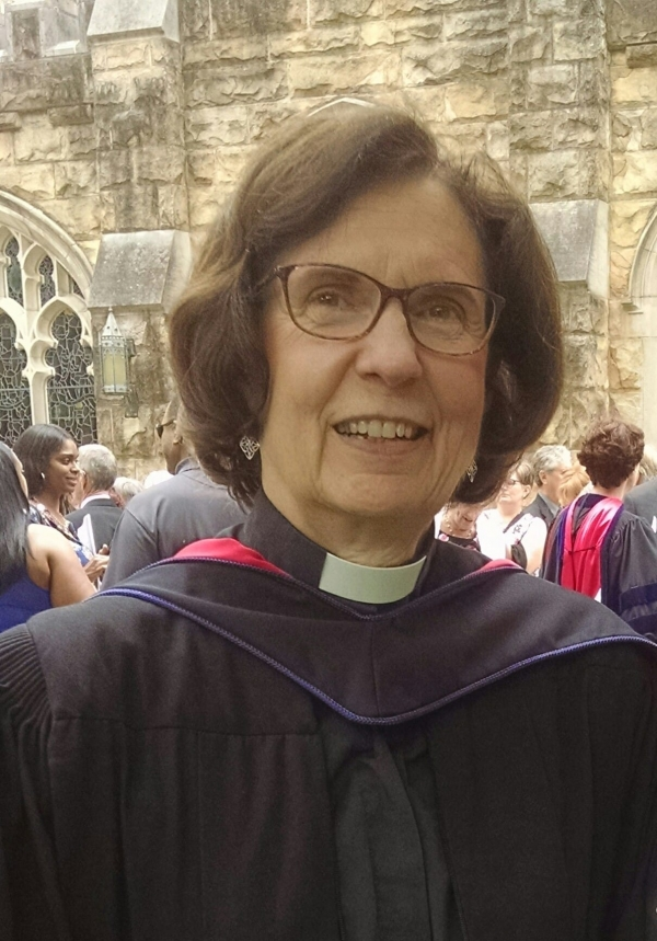 The Diocese Welcomes the Rev. Dr. Lorraine Ljunggren to St. Stephen's, Oxford
