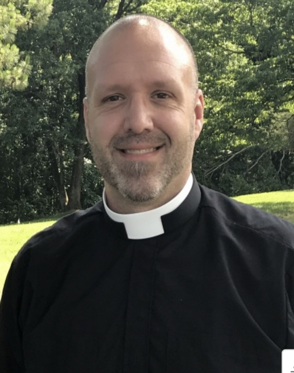 ​The Rev. Matthew Addington Called to St. Francis, Greensboro