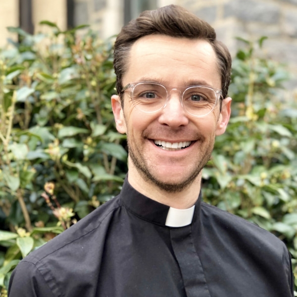The Diocese Gives Thanks for the Ministry of the Rev. Nathan Finnin
