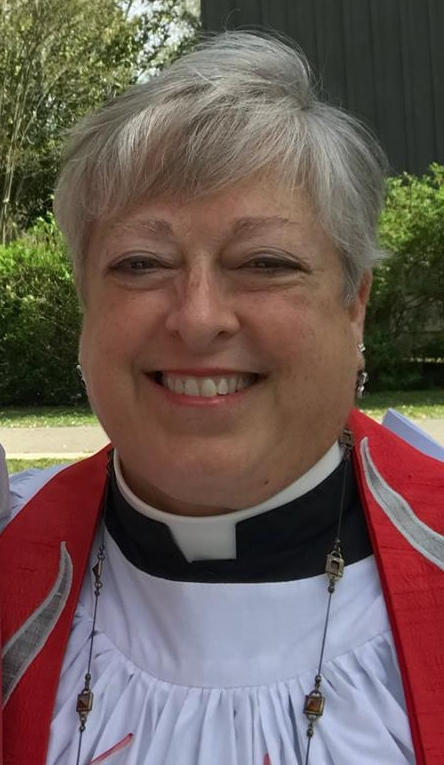 The Diocese Gives Thanks for the Ministry of the Rev. Patricia Grace