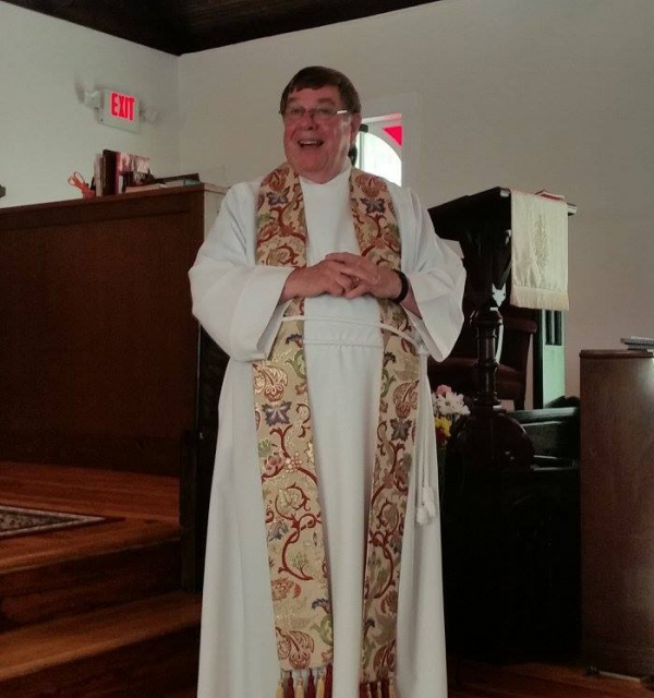 The Diocese Gives Thanks for the Ministry of the Rev. Phillip Byrum