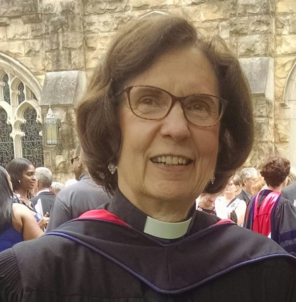 The Diocese Gives Thanks for the Ministry of the Rev. Dr. Lorraine Ljunggren